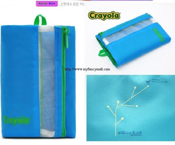00035 Waterproof nylon multifunctional portable washing bag