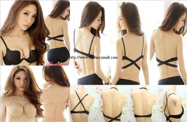 00880 Japan Underwear Shaping Gather UP Wear method Multi-function Bra