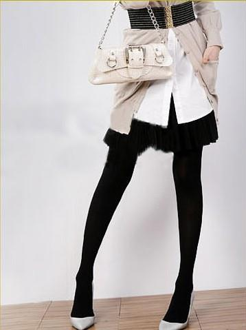 01047 ultra-thin legs pantyhose color