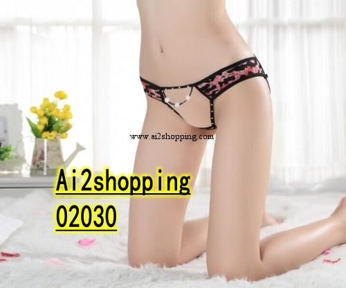 02030Sexy Lady G-string Panty T trousers Underwear T-string