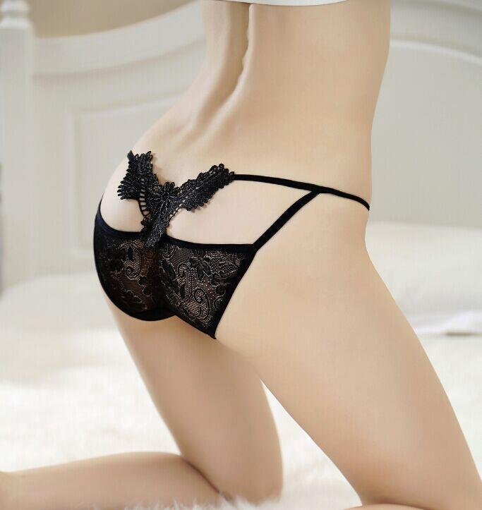 02522 G-string Panty Lace T trousers Underwear T-string