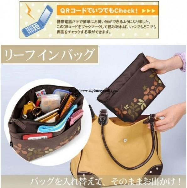 02683 Japan's clever master essential multi-functional bag