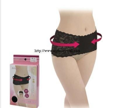 03810 Japan lace hip closing pelvis bound correction shaping Body with