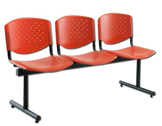 09 3-Seater Link Chair