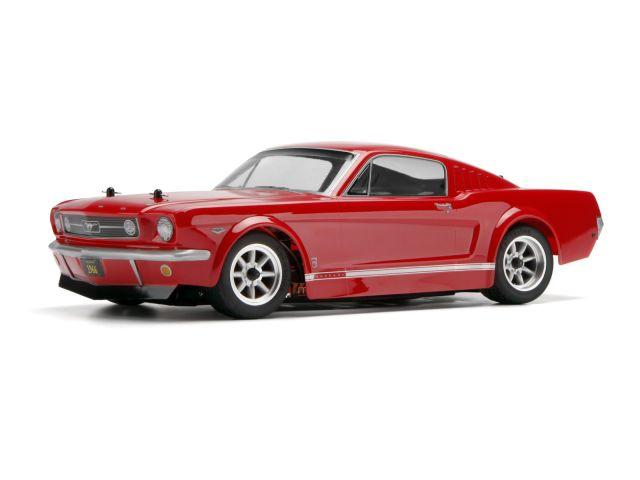 10 HPI Racing Nitro RS4 3 Mustang Drift RC Car RTR