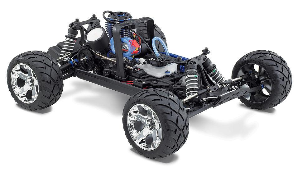 1:10 Traxxas Jato 3.3 2WD Stadium Truck 2.4Ghz RC Car