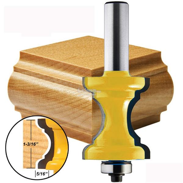 1/2 Inch Shank Router Bit Woodworking Cutter