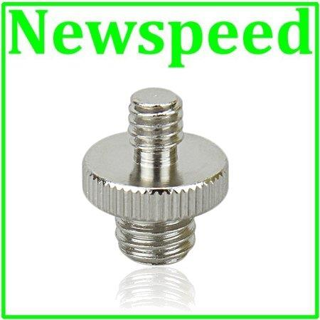 1/4 Male to 3/8 Male Tripod Screw Mounting Converter GM1438