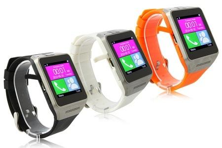 "1.5"" Smart Watch GV08 with built-in SIM slot and Camera"