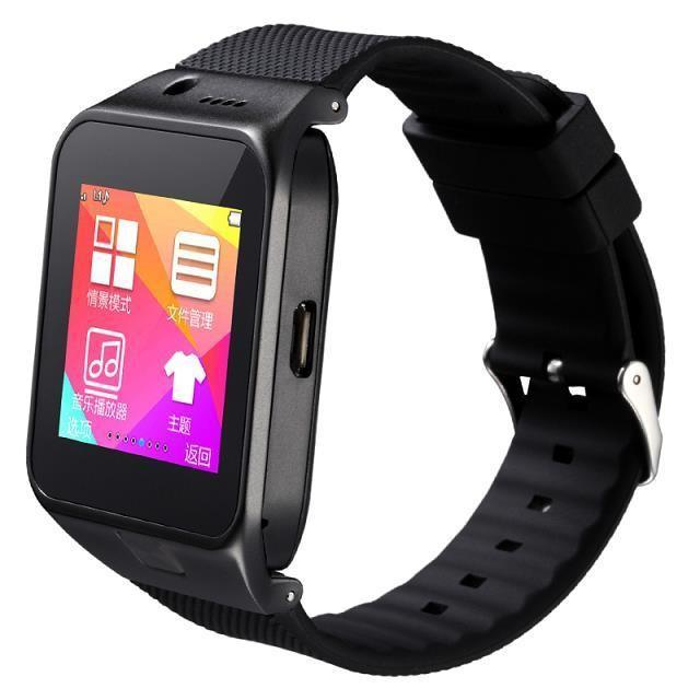 "1.54"" GV09 Smart Watch with built-in Camera and SIM slot"