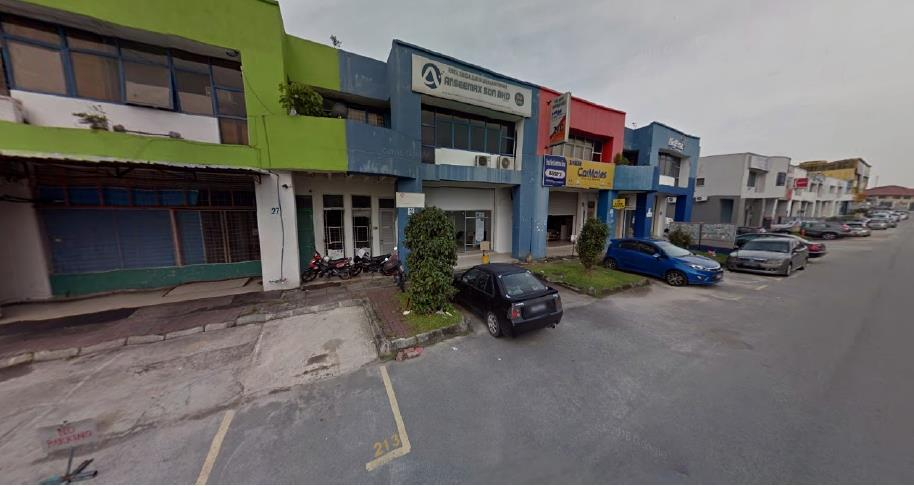 1.5sty Link factory for sale,Hicom Glenmarie Industrial Park,Shah Alam