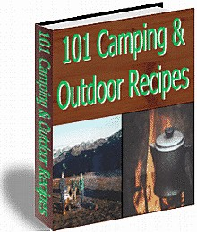1 pc ebook - 101 Camping Recipies