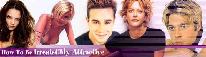 1 pc ebook - How to be irresistibly attractive!