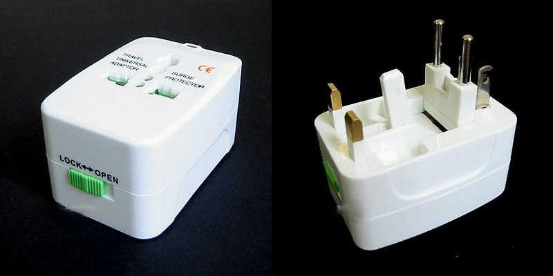 1 pc World Wide Travel Adaptor