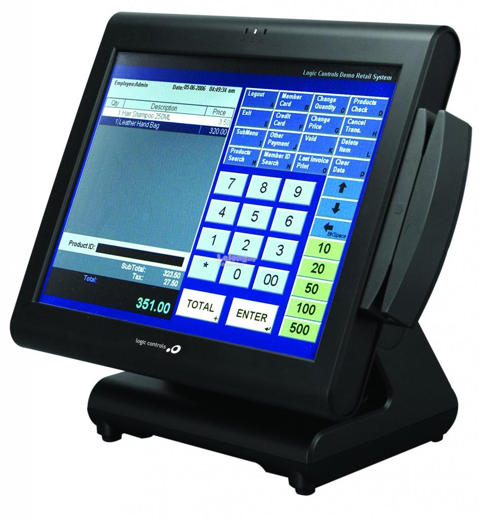 All in 1 Retail GST POS System Package(User Friendly)