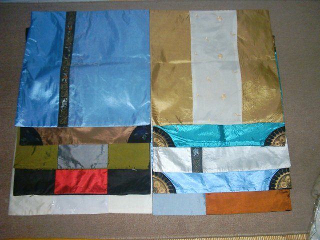 1 SET (2 PCS) OF CUSHION COVER IMPORT DIRECT FROM CHINA FROM RM12