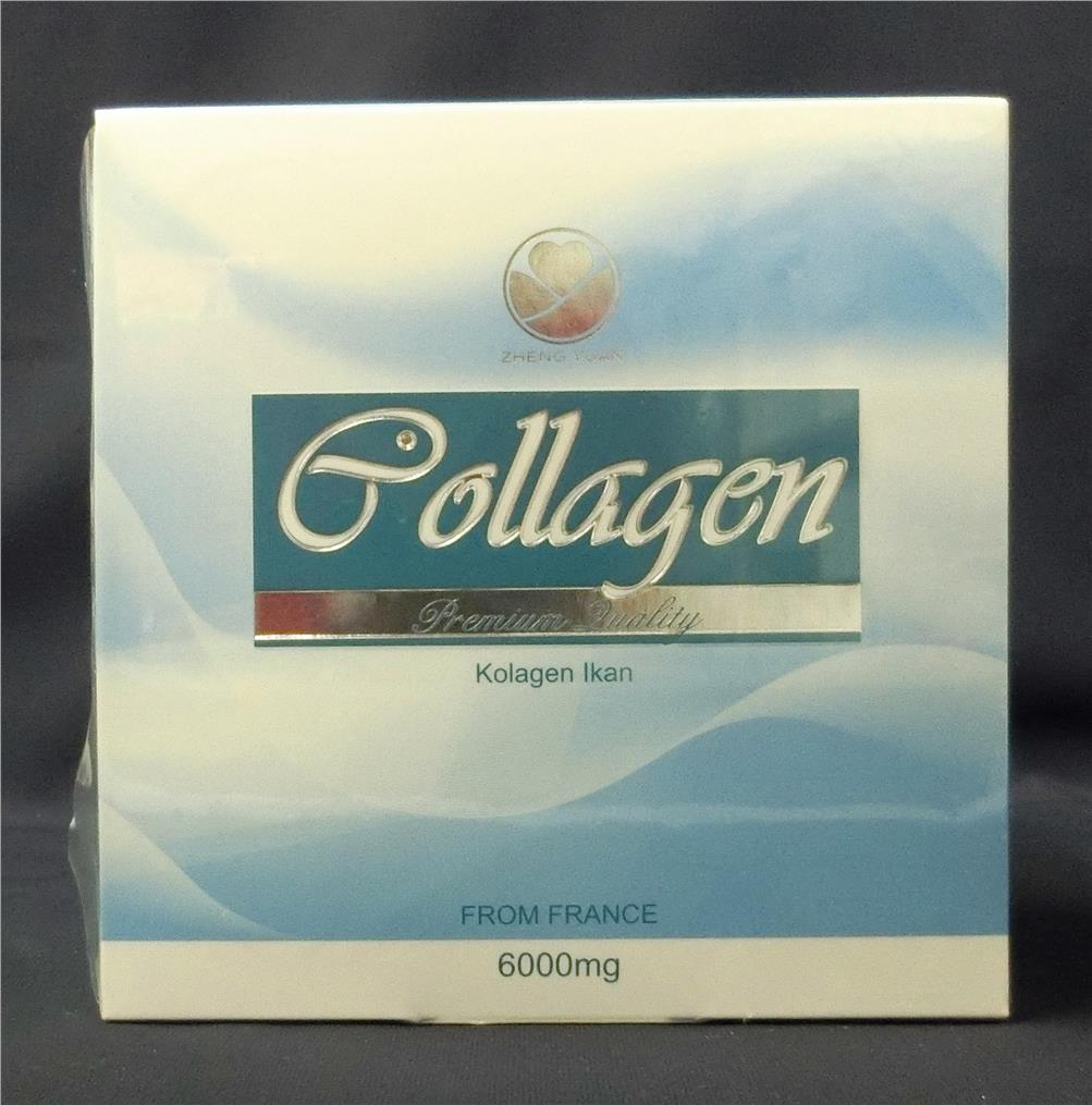 1 Set Zheng Yuan Collagen-6000mg