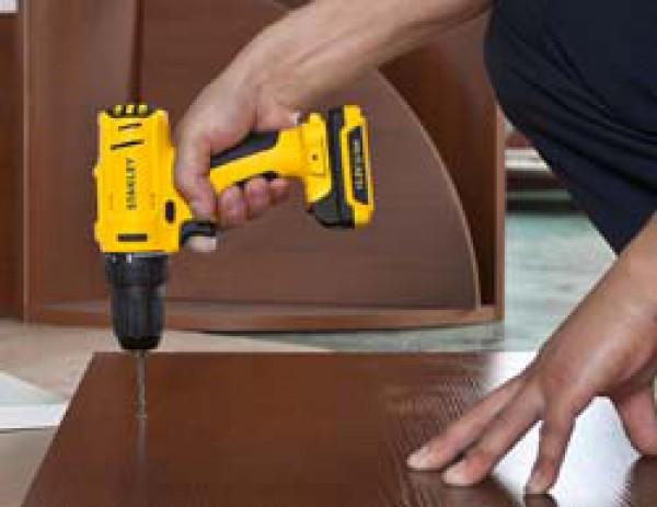 10.8V Compact Cordless Drill Driver STANLEY SCD12S2