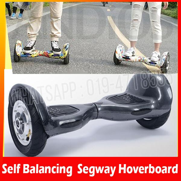 10-inch Self Balancing Segway Hoverboard Unicycle 2Wheel Board Samsung
