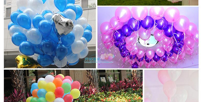 10 inch Colour Ballon Wedding/Party/Birthday ballon  (30pcs=1pack)