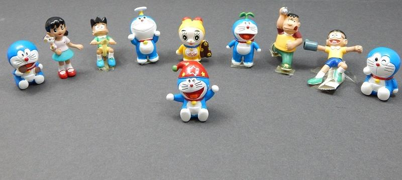 10 Pcs Doraemon Collection (For Age 3 Years +)