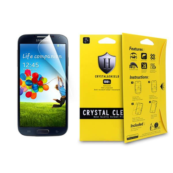 100% Genuine Crystal Clear Screen Protector For Samsung J1 Transparent