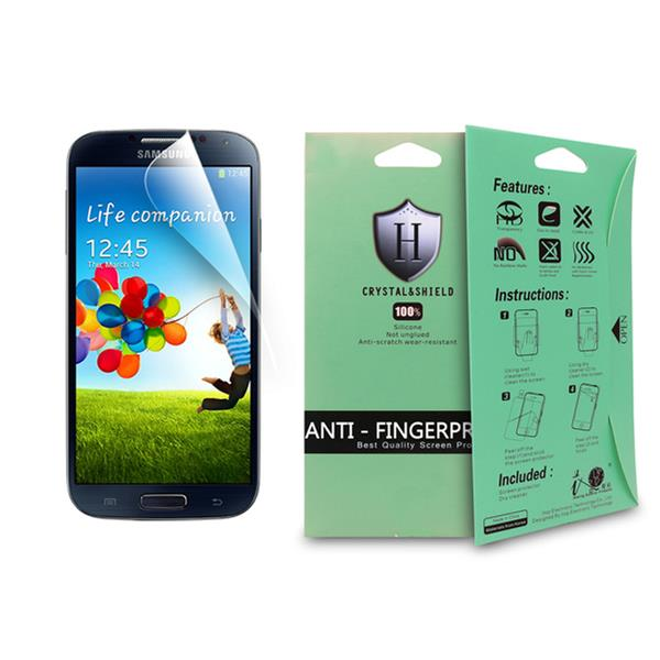 100% Genuine Matte Screen Protector For Samsung S4 Transparent