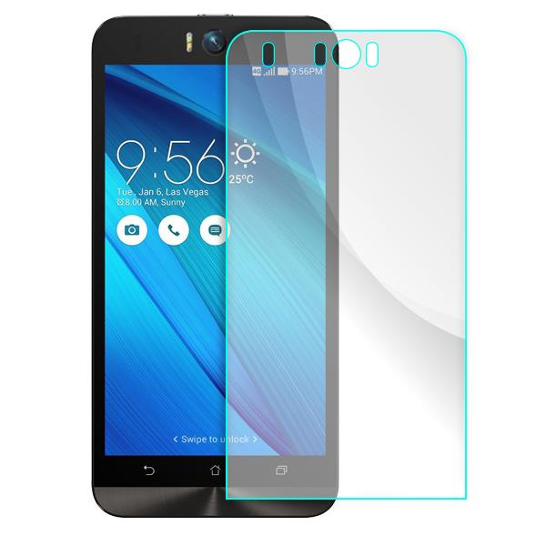 100% Genuine Tempered Glass Screen Protector For Asus Zenfone Selfie