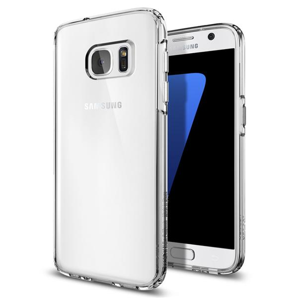 100% Korean Original Spigen Ultra Hybrid Series Samsung Galaxy S7