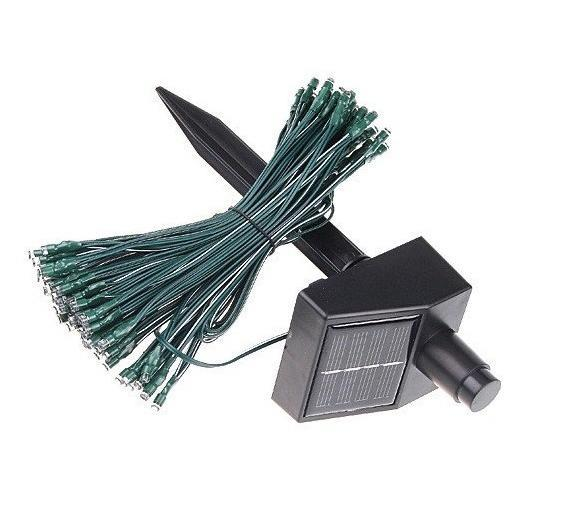 100 LED Solar Christmas String Lights solar led street lights