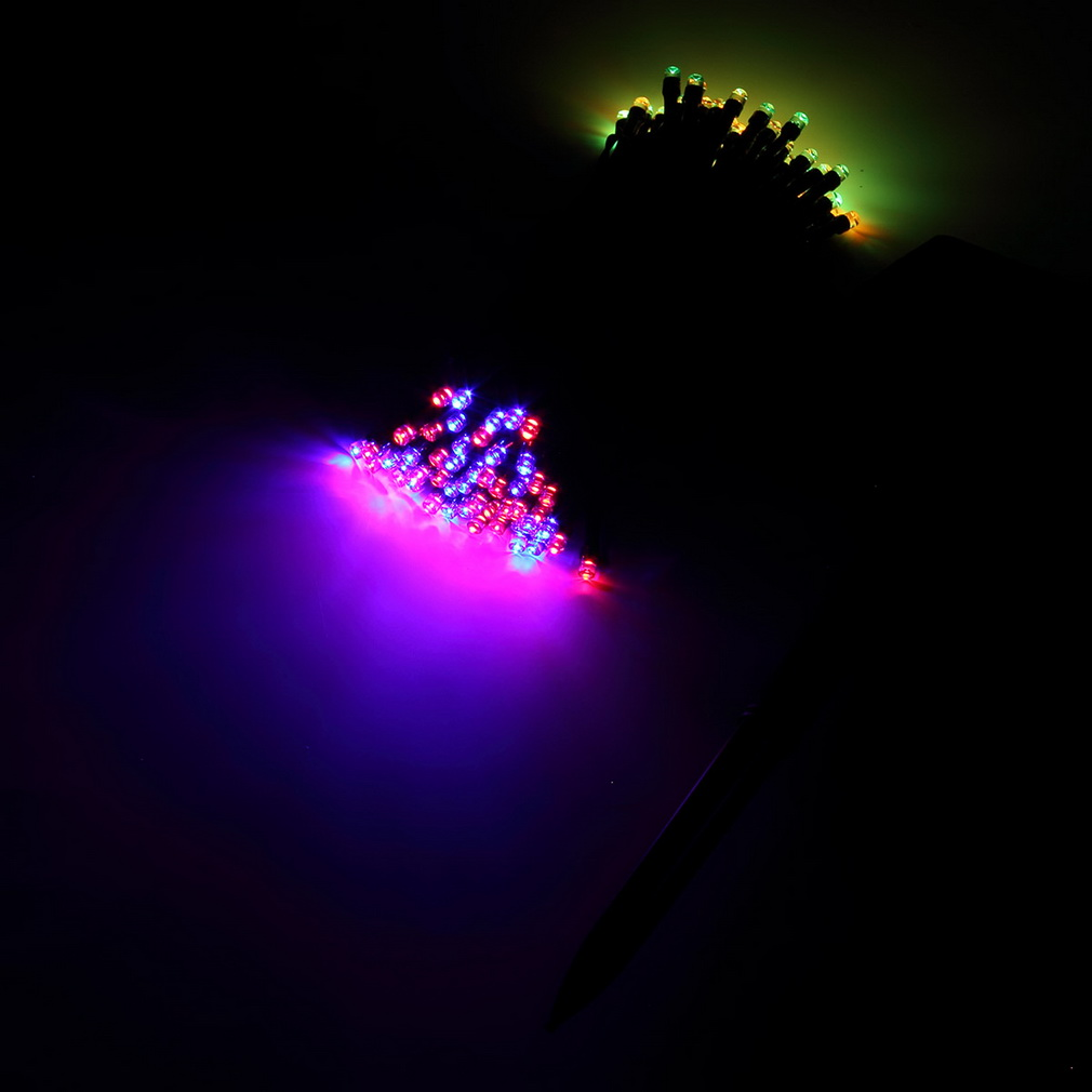 100 LED Solar Powered Fairy String (end 12/16/2017 12:13 PM)