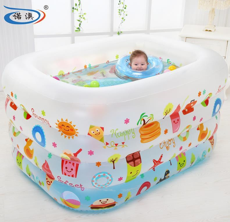 100% NUOAO Children Baby Swimming Playing Pool + Free Gifts