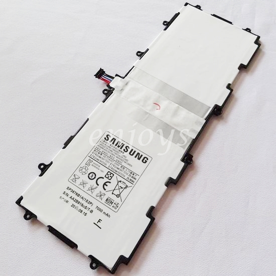 100% Original Battery SP3676B1A (1S2P) Samsung Galaxy Tab 10.1 P7500