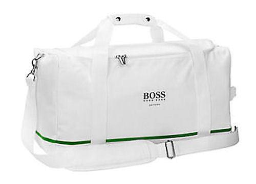 100% Original - Boss Unlimited White Duffle Bag