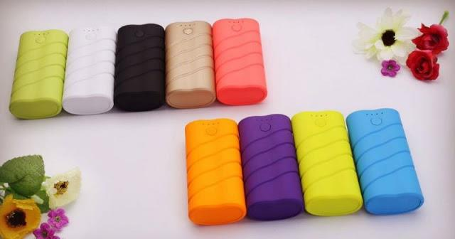New 100% Original E Element A4 5000mah PerfumeMobile Power Bank