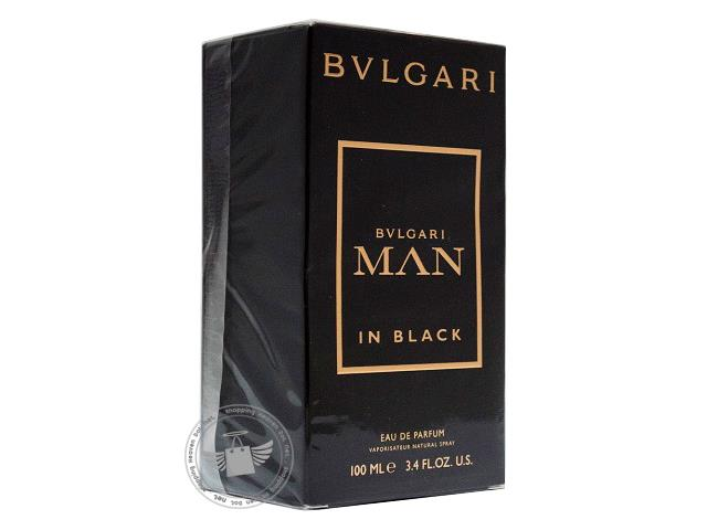 *100% Original Perfume*Bvlgari Man In Black by Bvlgari 100ml Edp