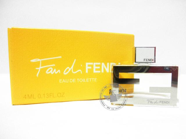 *100% Original Perfume Miniature* Fan di For Her 4ml Edt
