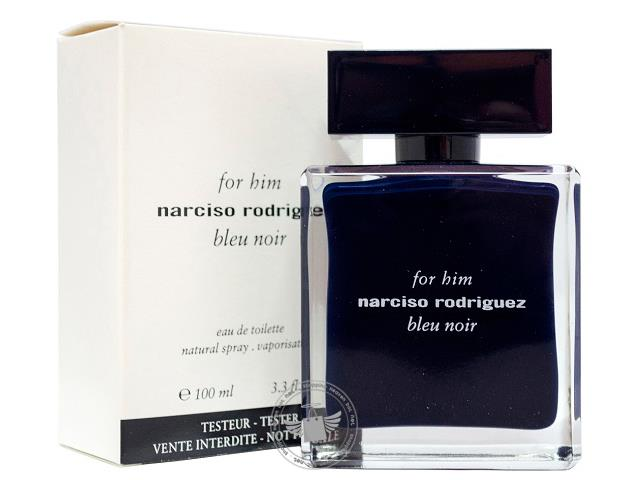 *100% Original Perfume Tester Unit*Narciso Rodriguez Bleu Noir For Him