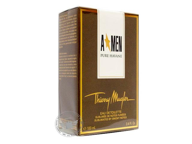 *100% Original Perfume* Thierry Mugler A*Men Pure Havane 100ml Edt