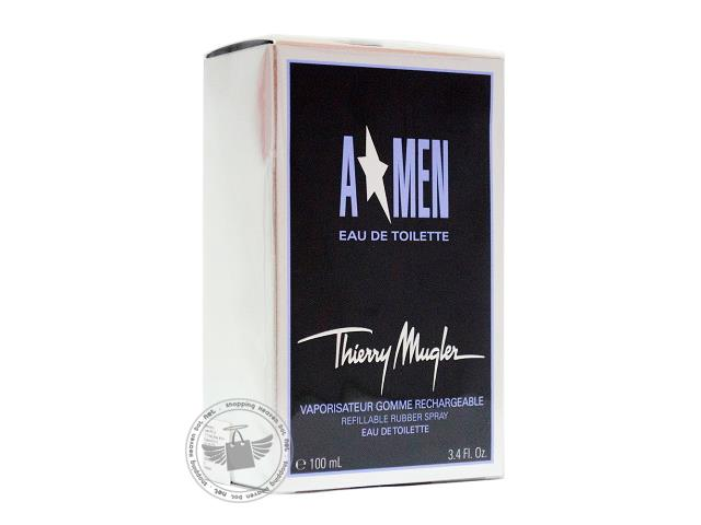 *100% Original Perfume* Thierry Mugler A*Men (Refillable Rubber Spray)