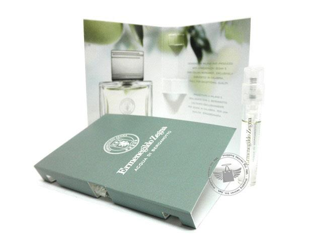 *100% Original Perfume Vials* Acqua Di Bergamotto 1.5ml Edt Spray  x1