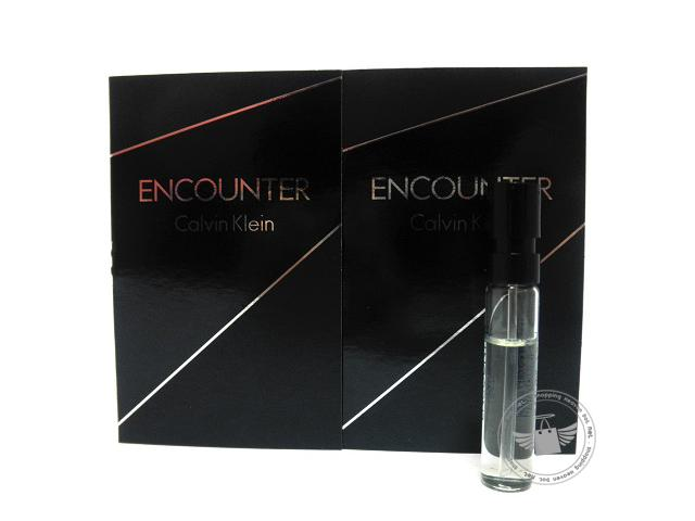 *100% Original Perfume Vials* CK Encounter 1.2ml Edt Spray x2