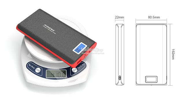 100%Original Pineng 920 20000mAH Power Bank