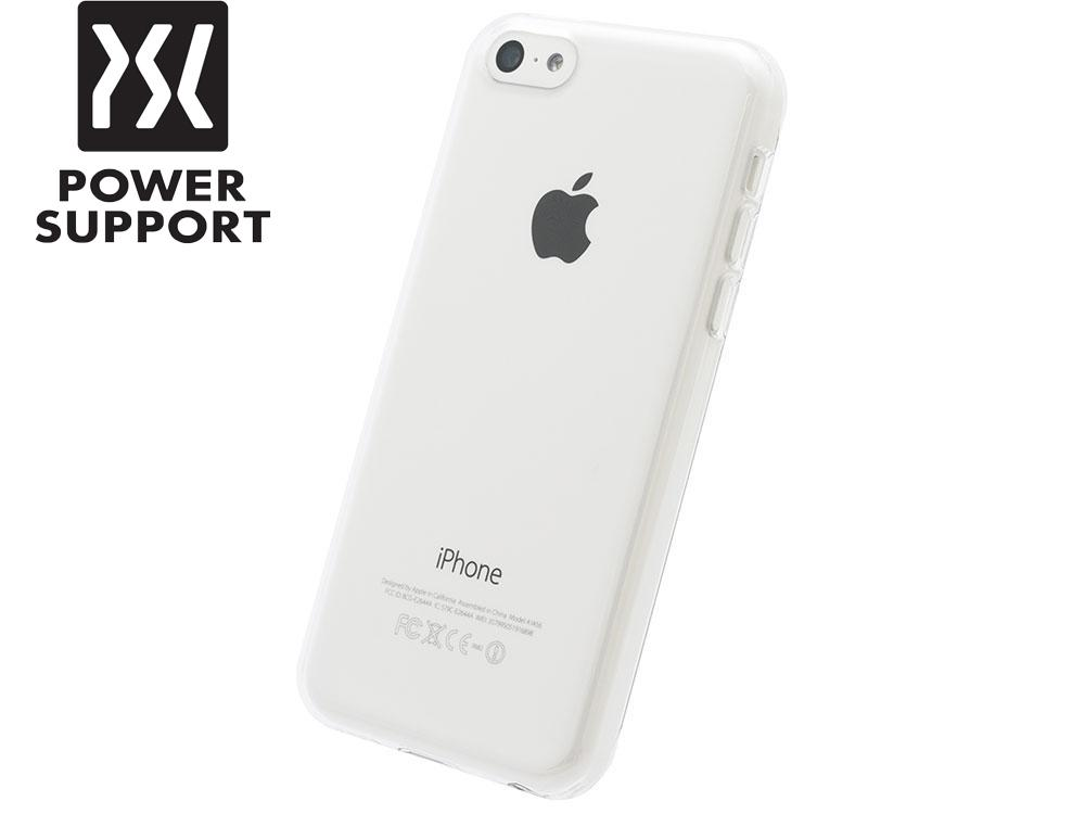 100% Original Power Support Air Jacket Clear Case for iPhone 5C