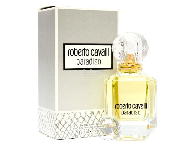 *100% Original Tester Unit*Roberto Cavalli Paradiso 75ml Edp Spray