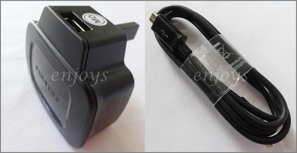 100% ORIGINAL USB Charger Cable Samsung i9300 i8150 G7102 N7000 S5830