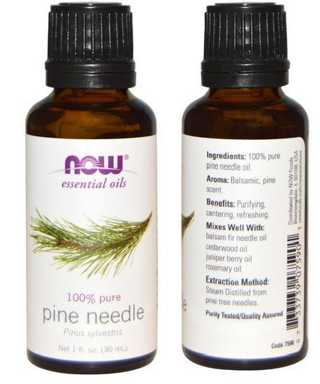 100% Pure Pine Needle Essential Oil, Made in USA (30ml)