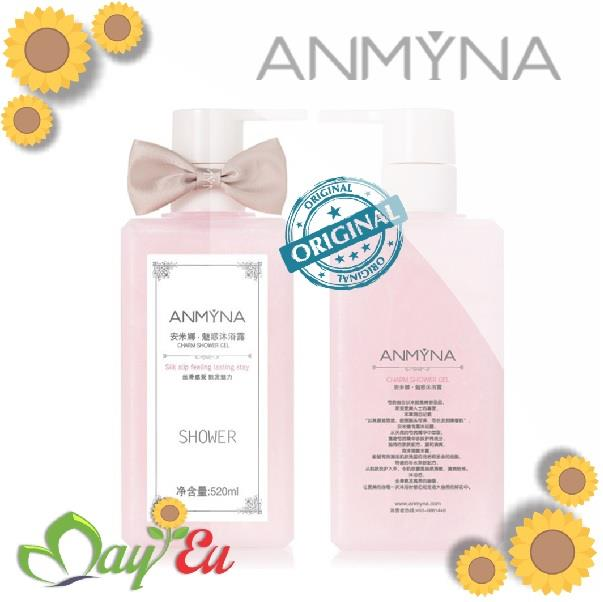 ❁ ANMYNA Charm Shower Gel魅惑沐浴