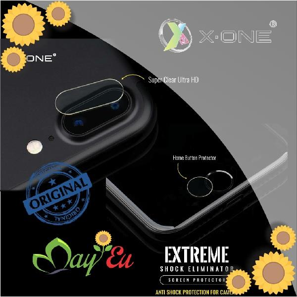 ❁ X-One Extreme Screen Protector (Home+Len) iPhone 7 / 7 Plus