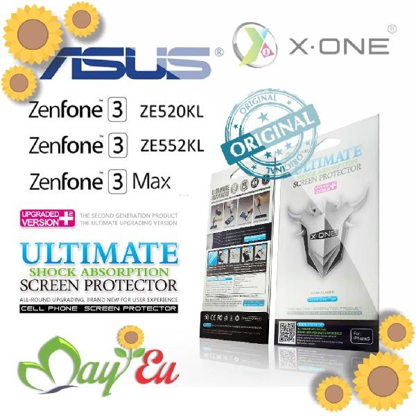 ❁ X-one Ultimate Shock Absorption Screen Protector Zenfone 3